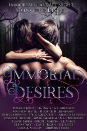 bargain ebooks Immortal Desires Paranormal Romance by A K Michaels