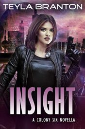 bargain ebooks Insight Science Fiction by Teyla Branton