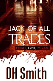 bargain ebooks Jack of All Trades Mystery by DH Smith