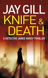 amazon bargain ebooks Knife & Death Mystery Thriller by Jay Gill