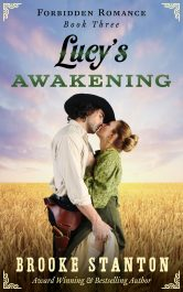 bargain ebooks Lucy's Awakening Historical/Western Romance by Brooke Stanton