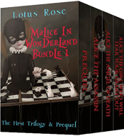 bargain ebooks Malice in Wonderland Young Adult/Teen Fantasy by Lotus Rose