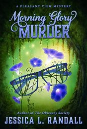 amazon bargain ebooks Morning Glory Murder Cozy Mystery by Jessica L. Randall