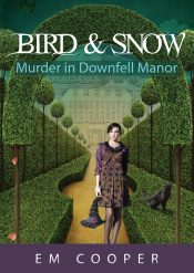 bargain ebooks Murder in Downfell Manor Fantasy Mystery by Em Cooper