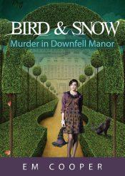 bargain ebooks Murder in Downfell Manor Fantasy Mystery by Em Cooper
