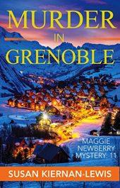 amazon bargain ebooks Murder in Grenoble Mystery by Patrick Susan Kiernan-Lewis