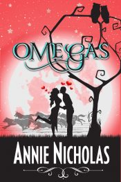 bargain ebooks Omegas Paranormal Romance by Annie Nicholas