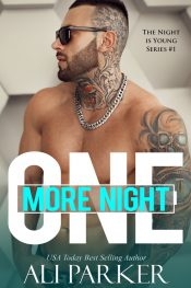 bargain ebooks One More Night Contemporary Romance by Ali Parker