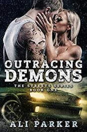 bargain ebooks Outracing Demons Contemporary Romance by Ali Parker