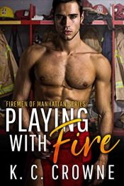 bargain ebooks Playing With Fire Romance by K.C. Crown