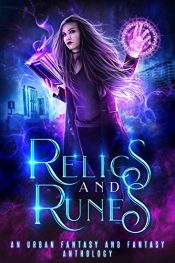 bargain ebooks Relics and Runes Fantasy Anthology by Multiple Authors