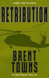 bargain ebooks Retribution Action Adventure Thriller by Brent Towns