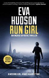 bargain ebooks Run Girl Thriller by Eva Hudson