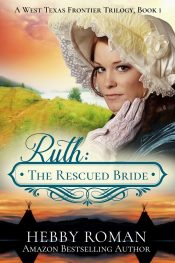 bargain ebooks Ruth: The Rescued Bride Western Romance by Hebby Roman