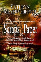 amazon bargain ebooks Scraps of Paper Mystery by Kathryn Meyer Griffin