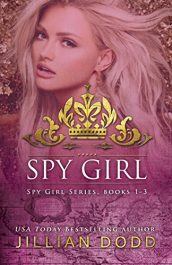 bargain ebooks Spy Girl: Books 1-3 Young Adult/Teen by Jillian Dodd