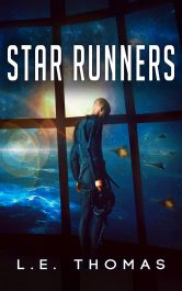 bargain ebooks Star Runners Science Fiction by L.E. Thomas
