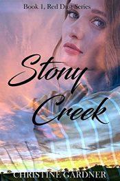 bargain ebooks Stony Creek Historical Fiction by Christine Gardner