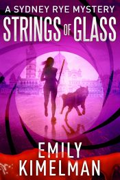 Amazon bargain ebooks Strings of Glass  Women's Sleuth Mystery by Emily Kimelan