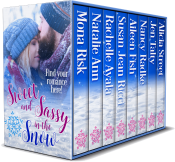 bargain ebooks Sweet and Sassy in the Snow Contemporary Romance by Multiple Authors