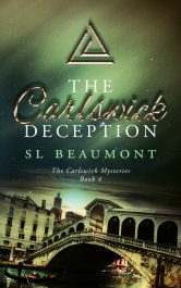 bargain ebooks The Carlswick Deception Crime Mystery / Adventure by SL Beaumont