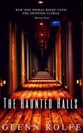 bargain ebooks The Haunted Halls Horror by Glenn Rolfe