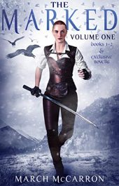 amazon bargain ebooks The Marked: Volume One Fantasy by March McCarron