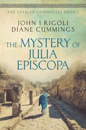 bargain ebooks The Mystery of Julia Episcopa Historical Fiction by John I. Rigoli & Diane Cummings