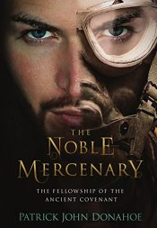 amazon bargain ebooks The Noble Mercenary Action Adventure Mystery/Thriller by Patrick John Donahoe