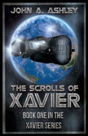 bargain ebooks The Scrolls of Xavier SciFi Adventure by John Ashley