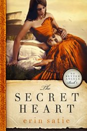 bargain ebooks The Secret Heart Historical Fiction by Erin Satie