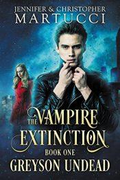 bargain ebooks The Vampire Extinction Horror by Jennifer & Christopher Martucci