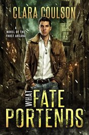 bargain ebooks What Fate Portends Fantasy by Clara Coulson