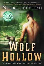 bargain ebooks Wolf Hollow Paranormal Romance by Nikki Jefford
