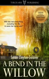 bargain ebooks A Bend in the Willow Mystery by Susan Clayton-Goldner