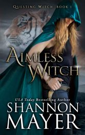 bargain ebooks Aimless Witch Fantasy by Shannon Mayer