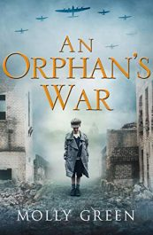 bargain ebooks An Orphan's War Historical Adventure by Molly Green
