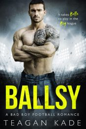 bargain ebooks  Ballsy Contemporary Romance by Teagan Kade