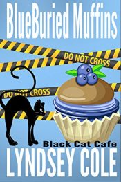 amazon bargain ebooks BlueBuried Muffins Cozy Mystery by Lyndsey Cole