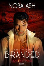 bargain ebooks Branded: Demon's Mark 1 Erotic Romance by Nora Ash