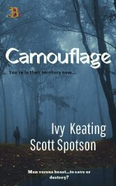 bargain ebooks Camouflage Science Fiction Fantasy by Ivy Keating & Scott Spotson