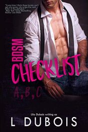 amazon bargain ebooks Checklist: A, B, C Erotic Romance by L DuBois
