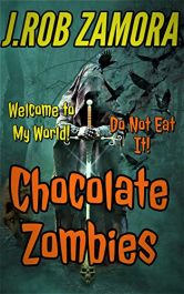 bargain ebooks Chocolate Zombies Young Adult/Teen Horror by Roberto Zamora Jr