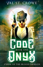 bargain ebooks Code Onyx Fantasy Thriller by Val St. Crowe