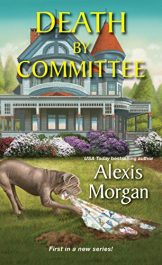 amazon bargain ebooks Death by Committee Cozy Mystery by Alexis Morgan