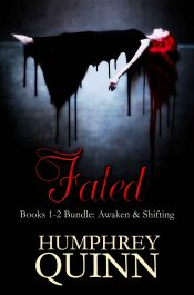 amazon bargain ebooks FATED First in Series Epic Fantasy BundleYA/Teen Urban Fantasy by Humphrey Quinn