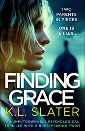 amazon bargain ebooks Finding GraceThriller by K.L. Slater