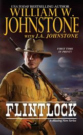 bargain ebooks Flintlock Historical Thriller by William W. Johnstone with J.A. Johnstone