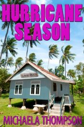 bargain ebooks Hurricane Season Historical Cozy Mystery by Michaela Thompson