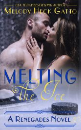 amazon bargain ebooks Melting The Ice Away Sports Romance by Melody Heck Gatto